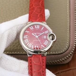 カルティエ(Cartier)のカルティエ バロンブルー 33mm WSBB0022(腕時計)