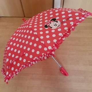 ディズニー(Disney)のミニーちゃんの傘(傘)