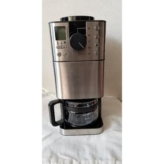 ムジルシリョウヒン(MUJI (無印良品))の❗sale❗無印良品 豆から挽けるコーヒーメーカー(コーヒーメーカー)