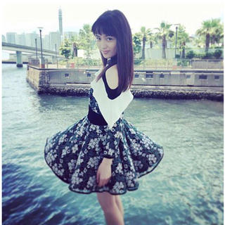 マメ(mame)のmame 16ss dress(ひざ丈ワンピース)