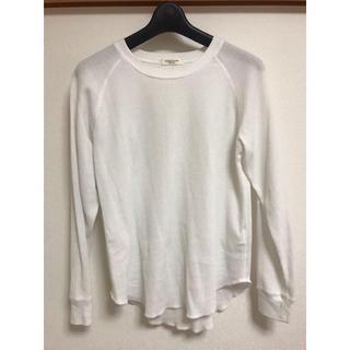 フリークスストア(FREAK'S STORE)のワッフルTシャツ(Tシャツ(長袖/七分))