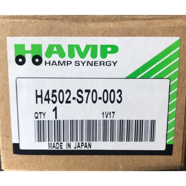 ハンプ ブレーキパッド H4502-S70-003 フロント ホンダ  自動車/バイクの自動車(その他)の商品写真