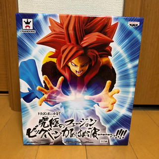 ドラゴンボール(ドラゴンボール)のドラゴンボールGT ゴジータ フィギュア(アニメ/ゲーム)