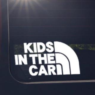 キッズインカー/KIDS IN CAR:レインボーデザイン Sサイズ/WH