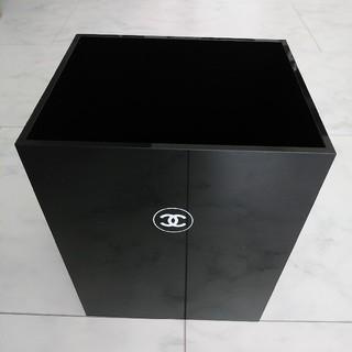 シャネル(CHANEL)のCHANEL ノベルティ ダストボックス(ごみ箱)