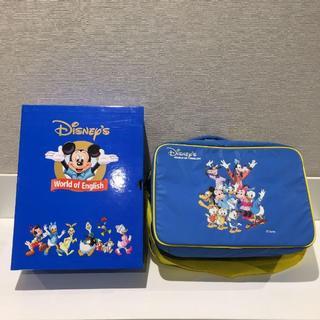 Disney - ディズニー英語 リープパッドとファンウィズワーズのセット