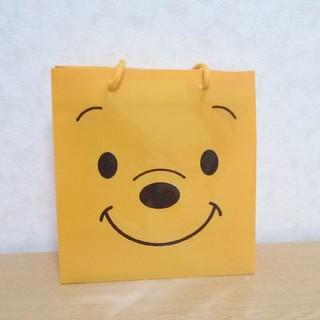 ディズニー(Disney)の新品▼プーさん展開催中!ディズニー くまのプーさん ギフトバッグ プレゼント袋(ラッピング/包装)