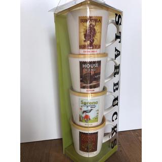 スターバックスコーヒー(Starbucks Coffee)のスターバックス ミニマグカップ(マグカップ)