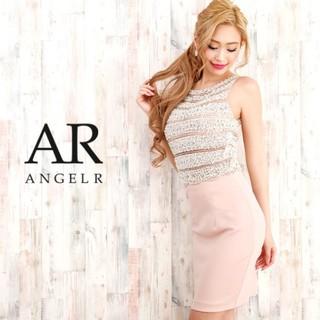 エンジェルアール(AngelR)の週末セール♡新品定価以下送料こみ♡エンジェルアール♡キャバドレス(ミニドレス)