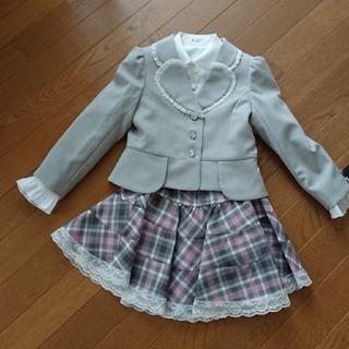6488afe46e59d イオン(AEON)の卒園入学子供スーツ(ドレス フォーマル)
