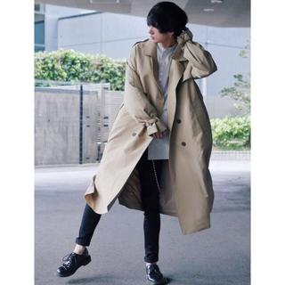 SUNSEA - げんじ着用 Over Big trench coat