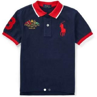 ポロラルフローレン(POLO RALPH LAUREN)の大人 M 位人気モデル♪  ラルフ ビッグポニー ポロ Boys XL (Tシャツ/カットソー)