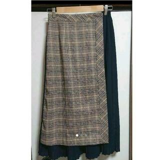 アルカリ(alcali)のalcaliのillico(イリコ)ロングプリーツスカート(ロングスカート)