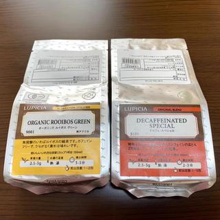 ルピシア(LUPICIA)のルピシア デカフェ&カフェインフリー(茶)