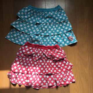 ディズニー(Disney)のDisneyスカート 120センチ(スカート)