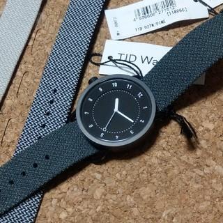 アルネヤコブセン(Arne Jacobsen)のTID Watches(40㎜)TID Watches  ベルト付き✨(腕時計(アナログ))