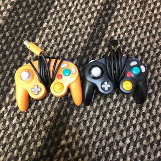 ニンテンドーゲームキューブ(ニンテンドーゲームキューブ)のGCコントローラー(家庭用ゲーム本体)