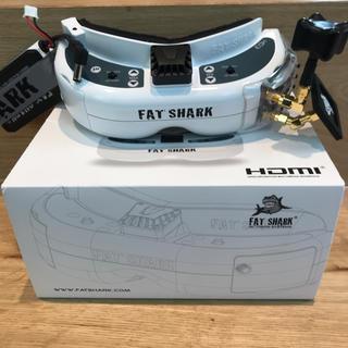 Fat Shark Dominator HD3 FPV Goggles 中古美品(ホビーラジコン)