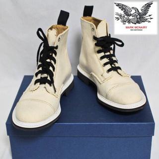 ビームス(BEAMS)の《マークマクナイリー》新品 イングランド製 チャッカブーツ 25.5cm(ブーツ)