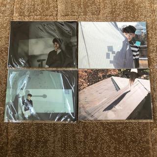 セブンティーン(SEVENTEEN)のセブチ ウジ ポストカードセット(K-POP/アジア)