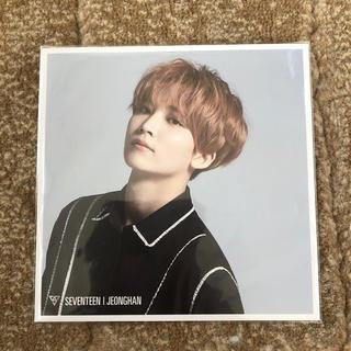セブンティーン(SEVENTEEN)のセブチ ジョンハン エントリーカード(K-POP/アジア)