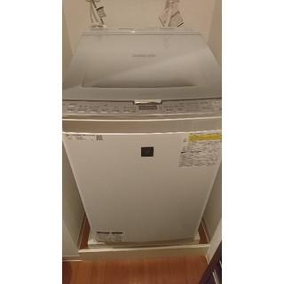 シャープ(SHARP)のシャープ 洗濯乾燥機 ES-PX8C 8.0㎏ (洗濯機)