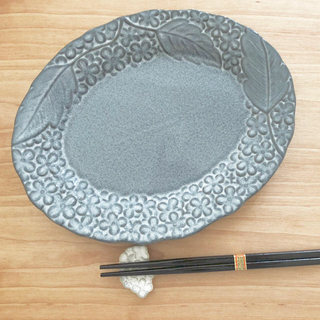 ハサミ(HASAMI)の美濃焼 オーバルプレート ♡ クラスカ 益子 フランフラン お好きな(食器)