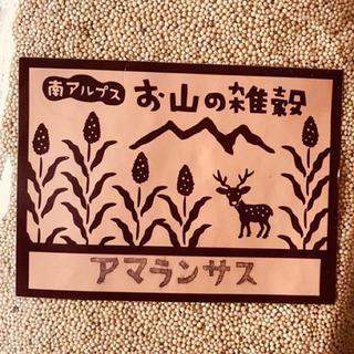 お山の雑穀 アマランサス(米/穀物)