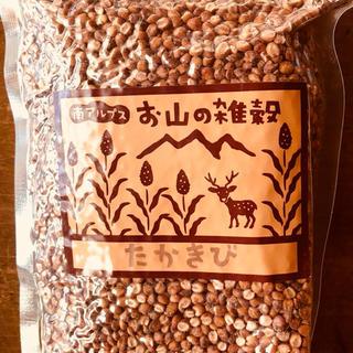 お山の雑穀 たかきび(米/穀物)