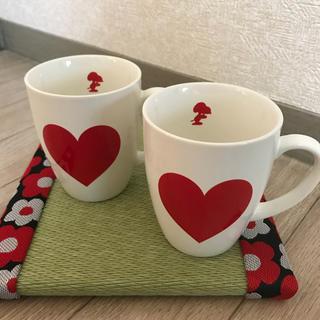 スヌーピー(SNOOPY)のスヌーピーマグカップ(グラス/カップ)