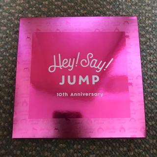 ヘイセイジャンプ(Hey! Say! JUMP)のHey!Say!JUMP 10周年記念パスケース(アイドルグッズ)