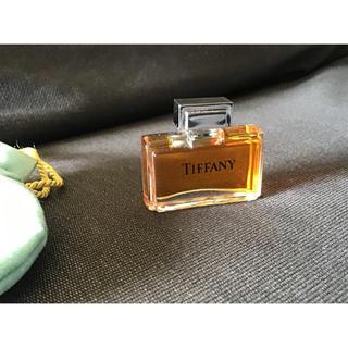 ティファニー(Tiffany & Co.)のTiffany ティファニー オードトワレ ミニサイズレア(香水(女性用))