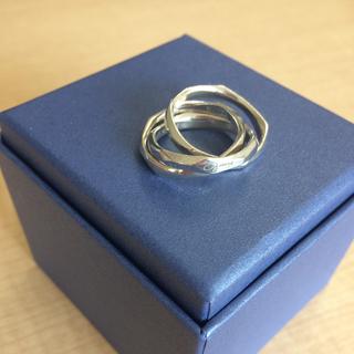 ガルニ(GARNI)のGARNI 3連指輪(リング(指輪))
