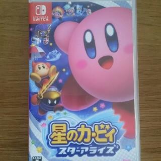 Nintendo Switch - 星のカービィ スターアライズ 任天堂switchスイッチ
