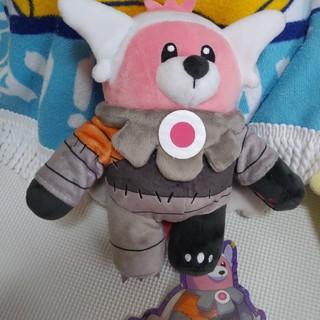 ポケモン(ポケモン)のキテルグマ☆ハロウィン☆ぬいぐるみ☆ポケモン☆ポケセン(ぬいぐるみ)