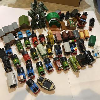 タカラトミー(Takara Tomy)のバラ売り、カプセルプラレール トーマス(電車のおもちゃ/車)