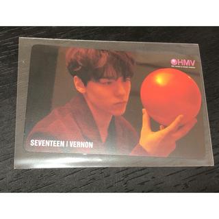 セブンティーン(SEVENTEEN)のSEVENTEEN セブチ バーノン HMV(K-POP/アジア)
