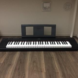 ヤマハ(ヤマハ)のヤマハ YAMAHA 電子キーボード piaggero 電子ピアノ(電子ピアノ)