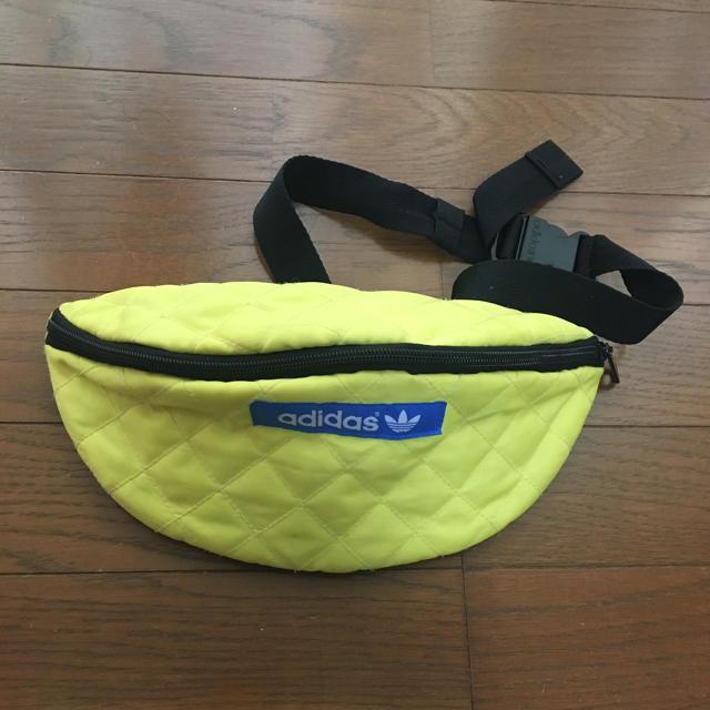 adidas(アディダス)のadidas originals ウエストポーチ メンズのバッグ(ウエストポーチ)の商品写真