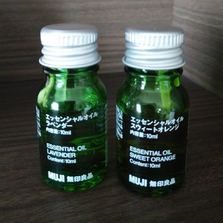 MUJI (無印良品) - 無印良品 アロマ エッセンシャルオイル
