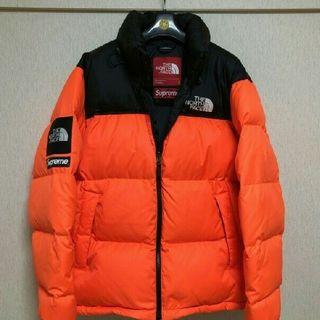 シュプリーム(Supreme)のsupreme north face nuptse jacket(ダウンジャケット)