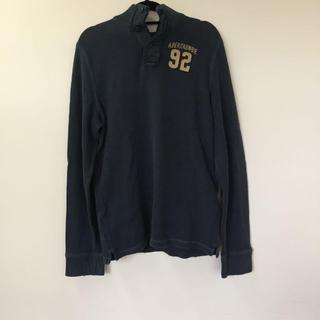アバクロンビーアンドフィッチ(Abercrombie&Fitch)のアバクロンビー ABERCROMBIE ニットシャツ(93010159)(ニット/セーター)