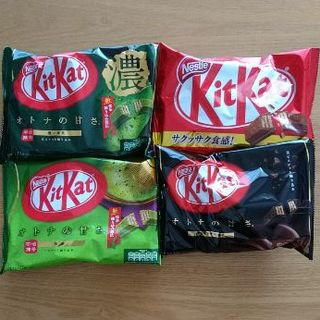 ネスレ(Nestle)のネスレ♪キットカット4種類×各6袋計24袋セット♪(菓子/デザート)