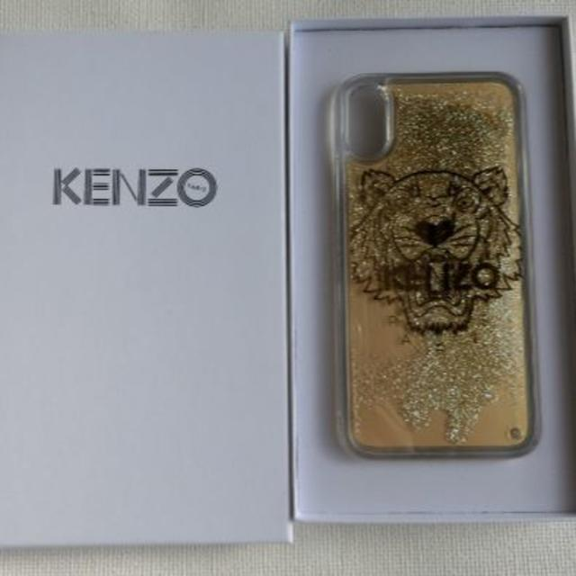 KENZO - [新品☆正規品]新作!! KENZO iPhone X/XSグリッターケースの通販 by シェアリー♡'s shop|ケンゾーならラクマ