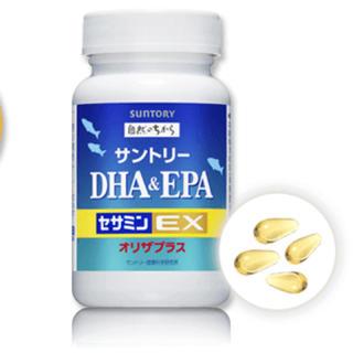 サントリー(サントリー)のサントリー DHA EPA セサミンEX(ビタミン)