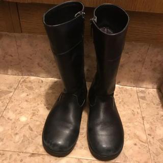 バーバリー(BURBERRY)のBurberry ブーツ 15cm(ブーツ)