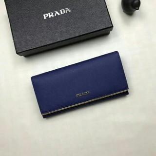 プラダ(PRADA)のプラダ PRADA 財布  長財布 レザー   NEW 1132 (長財布)