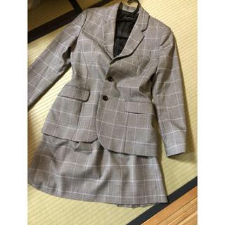 グレンチェック♡スカートスーツ(スーツ)
