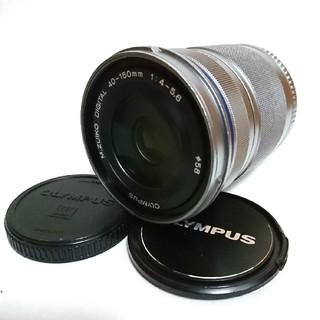 オリンパス(OLYMPUS)のOLYMPUS PEN PL 望遠ズーム 40-150 お買得(レンズ(ズーム))