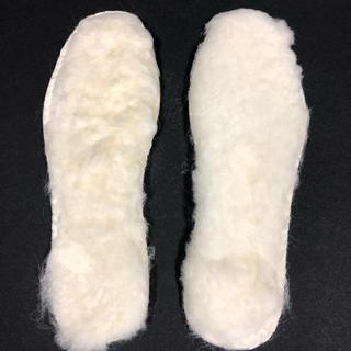 アグ(UGG)の【1点】羊毛 天然ウール ムートン UGG ブーツ ローファー アグ(ブーツ)